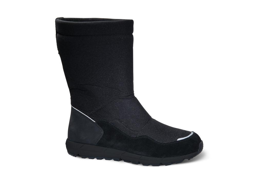 Jeti Spikeboot miesten nastallinen talvikenkä Musta 854cec4793