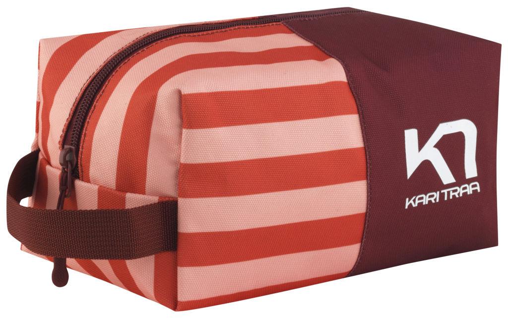 Kari Traa Traa Toiletry Bag Tummanoranssi c2589f8818
