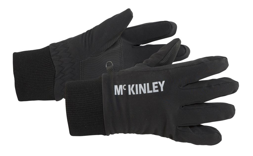 McKINLEY Softshell gloves JR