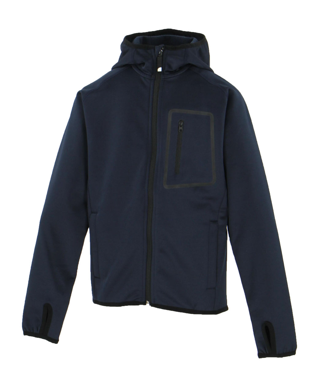 McKINLEY Flatface FZ Hood Fleece Jr