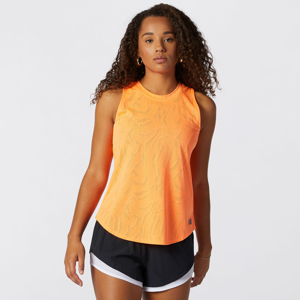 New Balance Q Speed Fuel Jacquard Tank W
