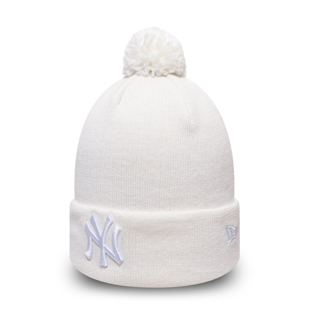 New Era Essential Bobble Knit W