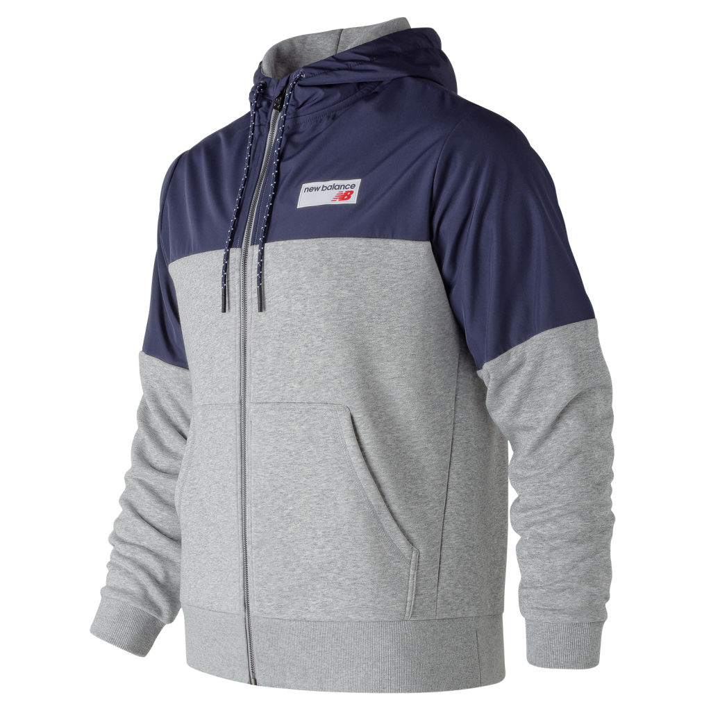 New Balance Athletics FZ Hoodie