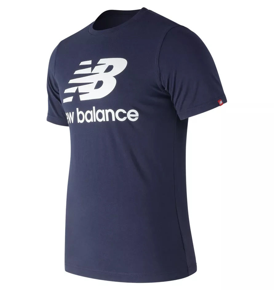 New Balance Essentials Stacked Logo