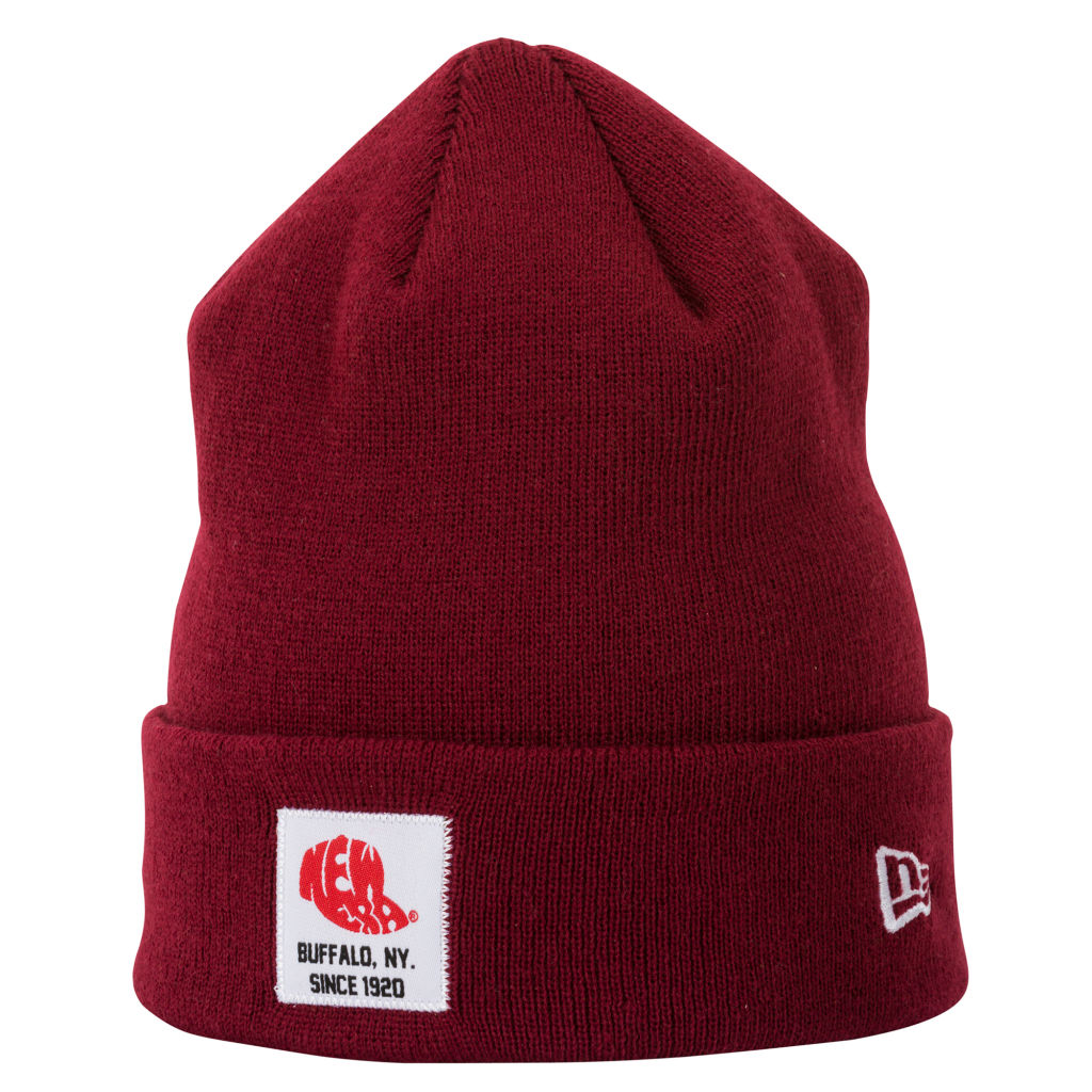 New Era Essential Patch Beanie