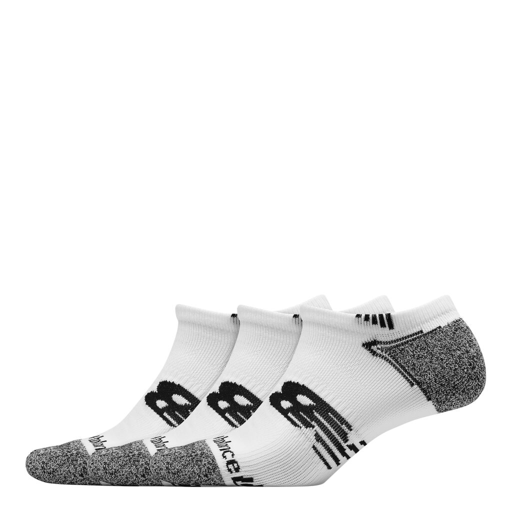 New Balance No Show Run Sock 3 pair