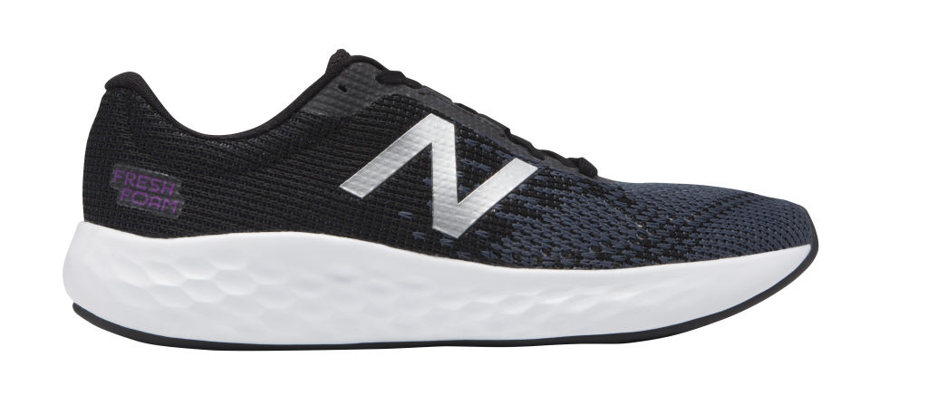New Balance Fresh Foam Rise naisten juoksukengät Musta 4b104930c3