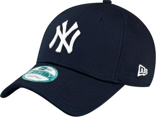 New Era 9forty Leag Basic NY Yankees lippis Sininen 9c25100f90