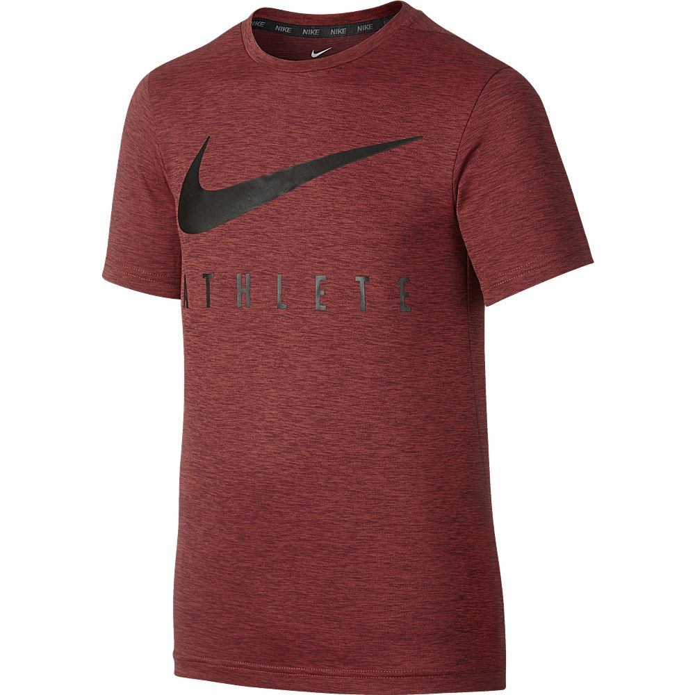 Nike Dry Training Top SS Hyper GFX Jr
