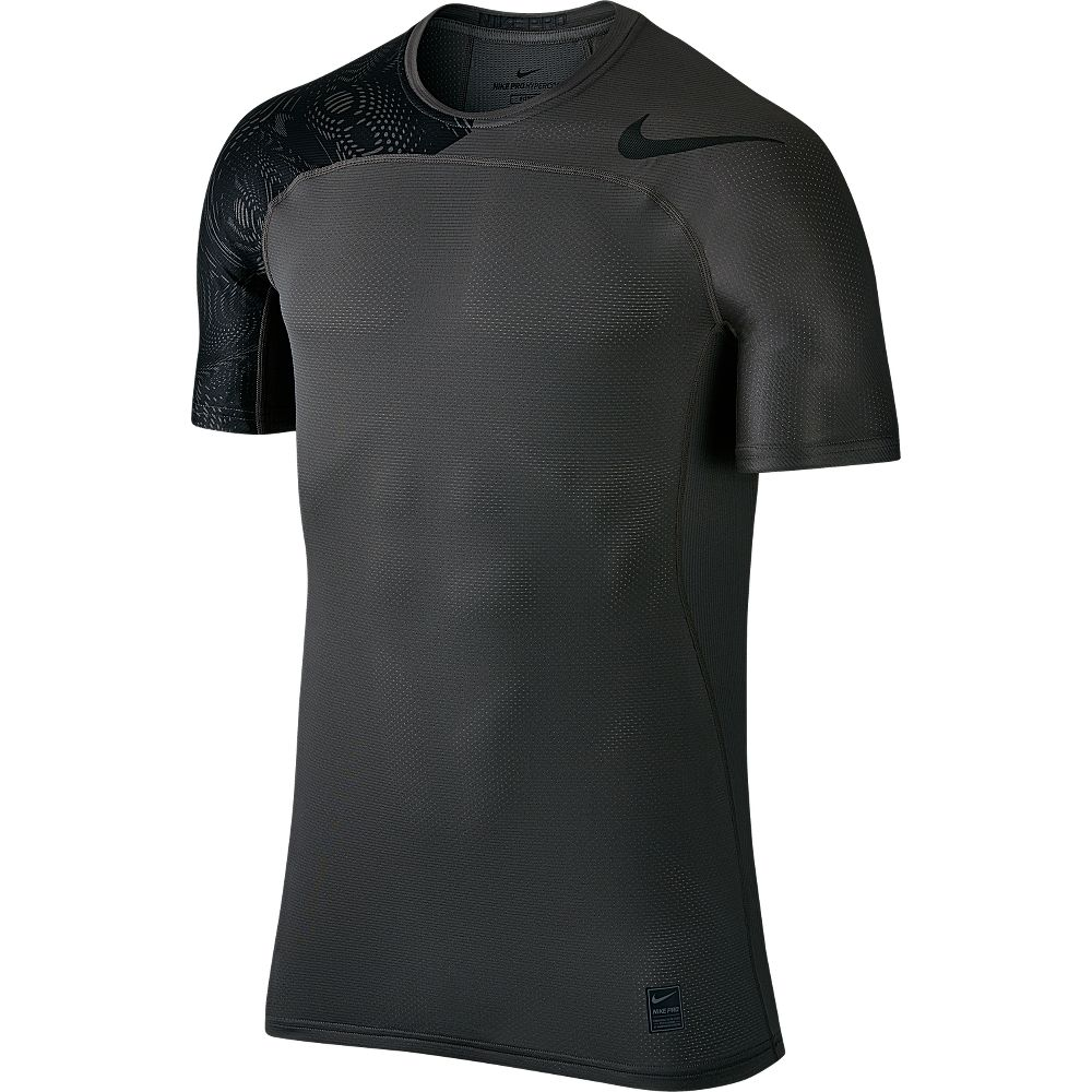 Nike Pro Hypercool Top SS Fitted Moire