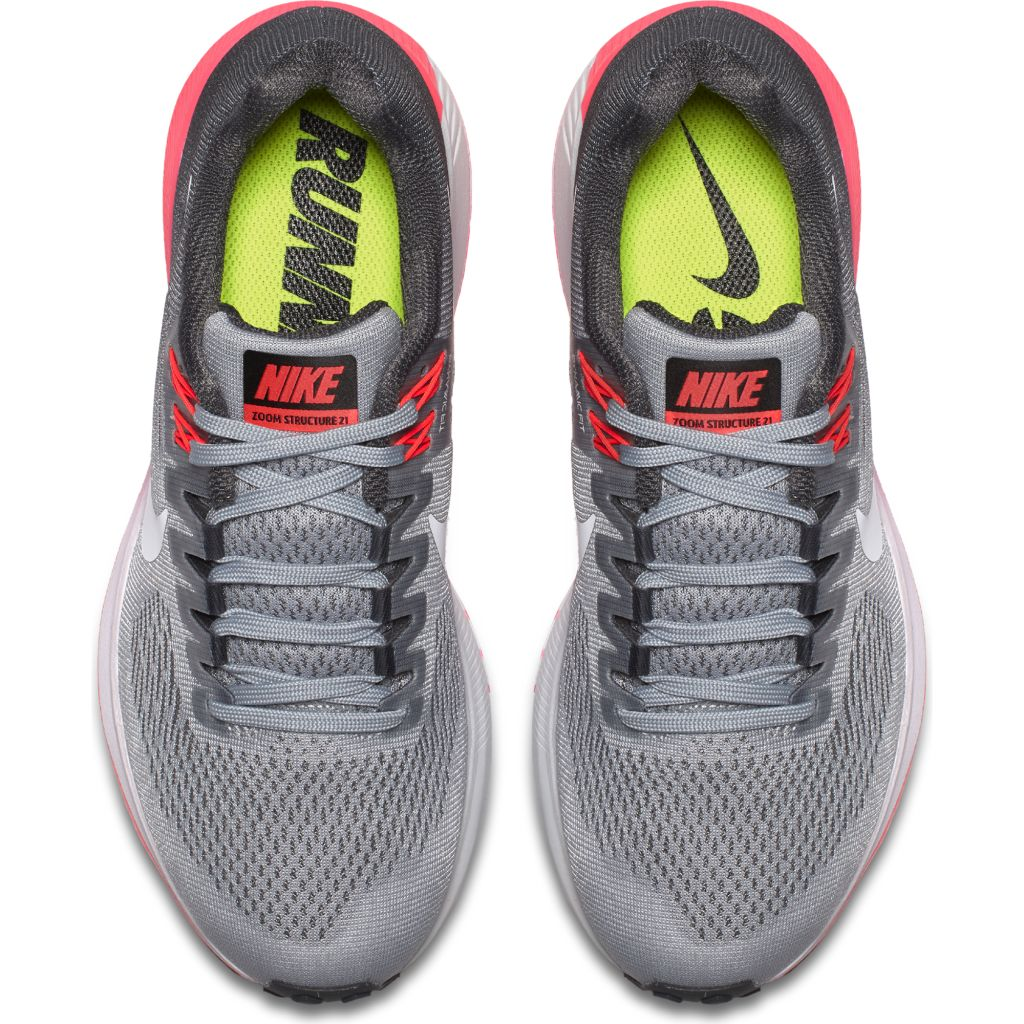 Nike Air Zoom Structure 21 W - Naisten juoksukengät - Intersport b893d0cce0