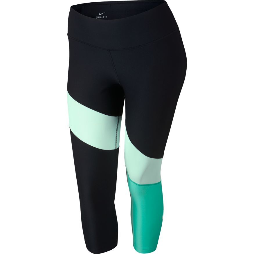 Nike Power Crop Plus W - Naisten 7 8 trikoot - Intersport 0f7a648aef3