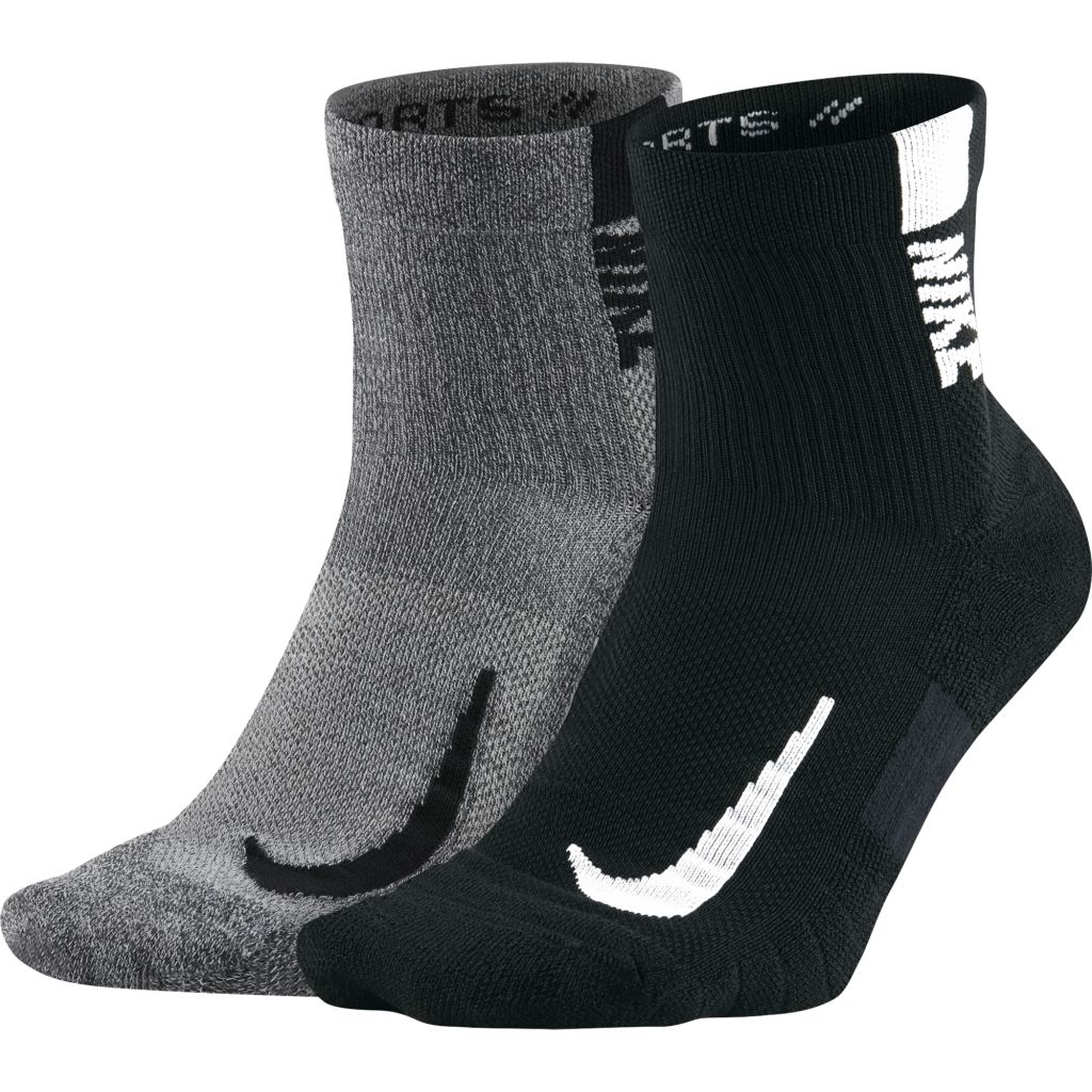 Nike Multiplier Ankle Socks 2 pr