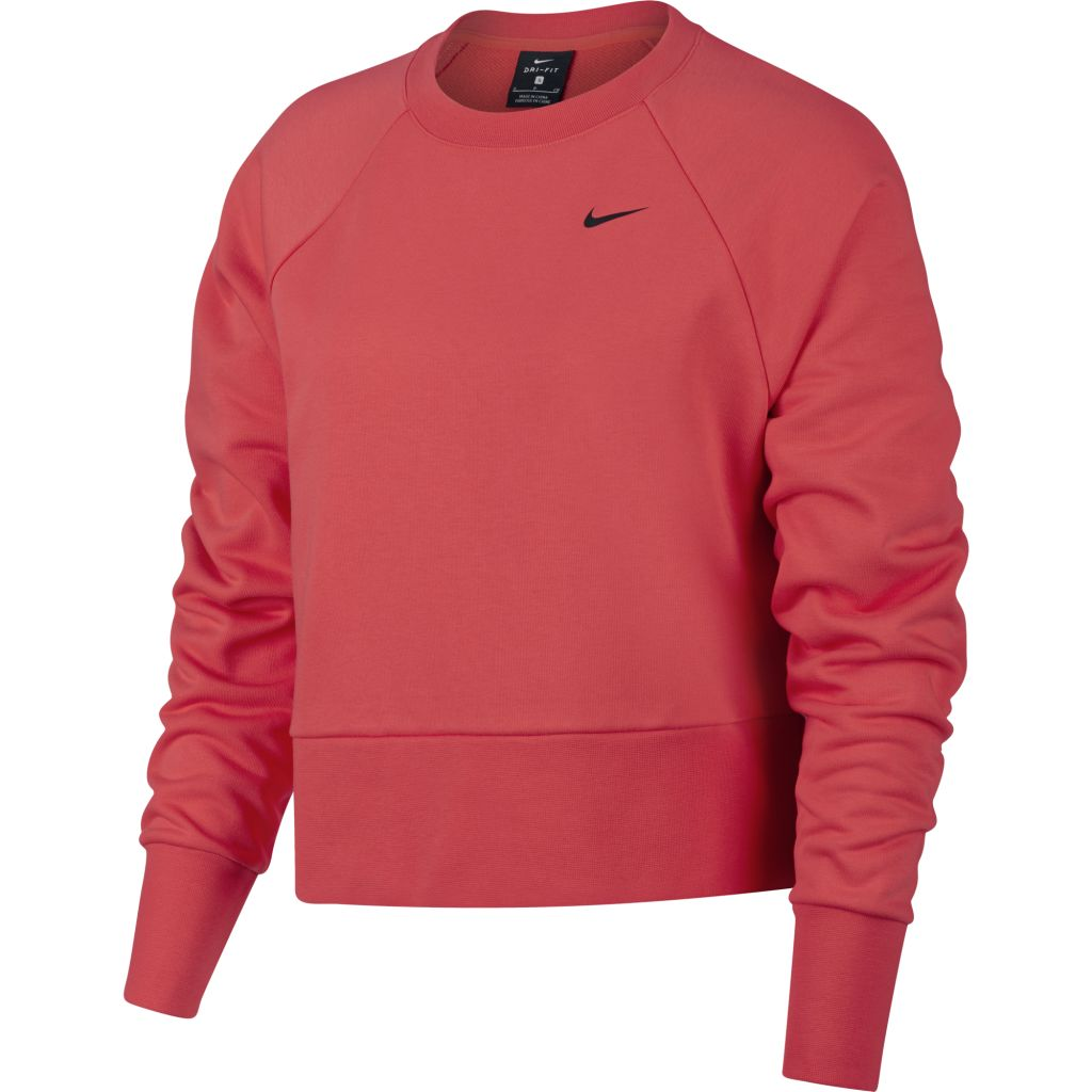 Nike Dry LS Graphic Training Top W