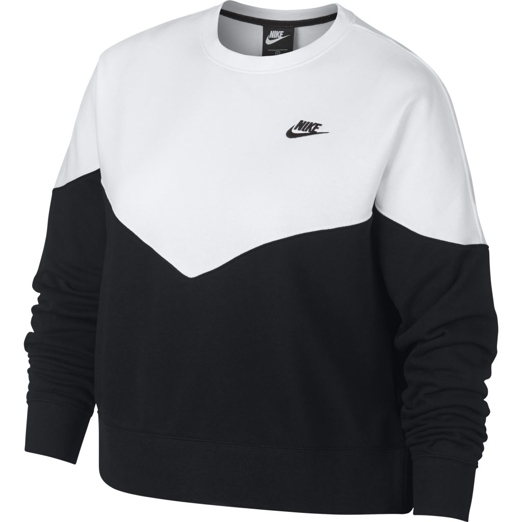 Nike Sportswear Fleece Crew Plus W
