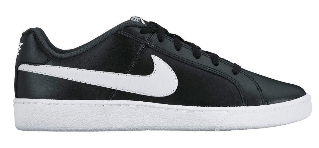 more photos 328e7 cdd75 Nike Court Royale miesten tennarit Musta