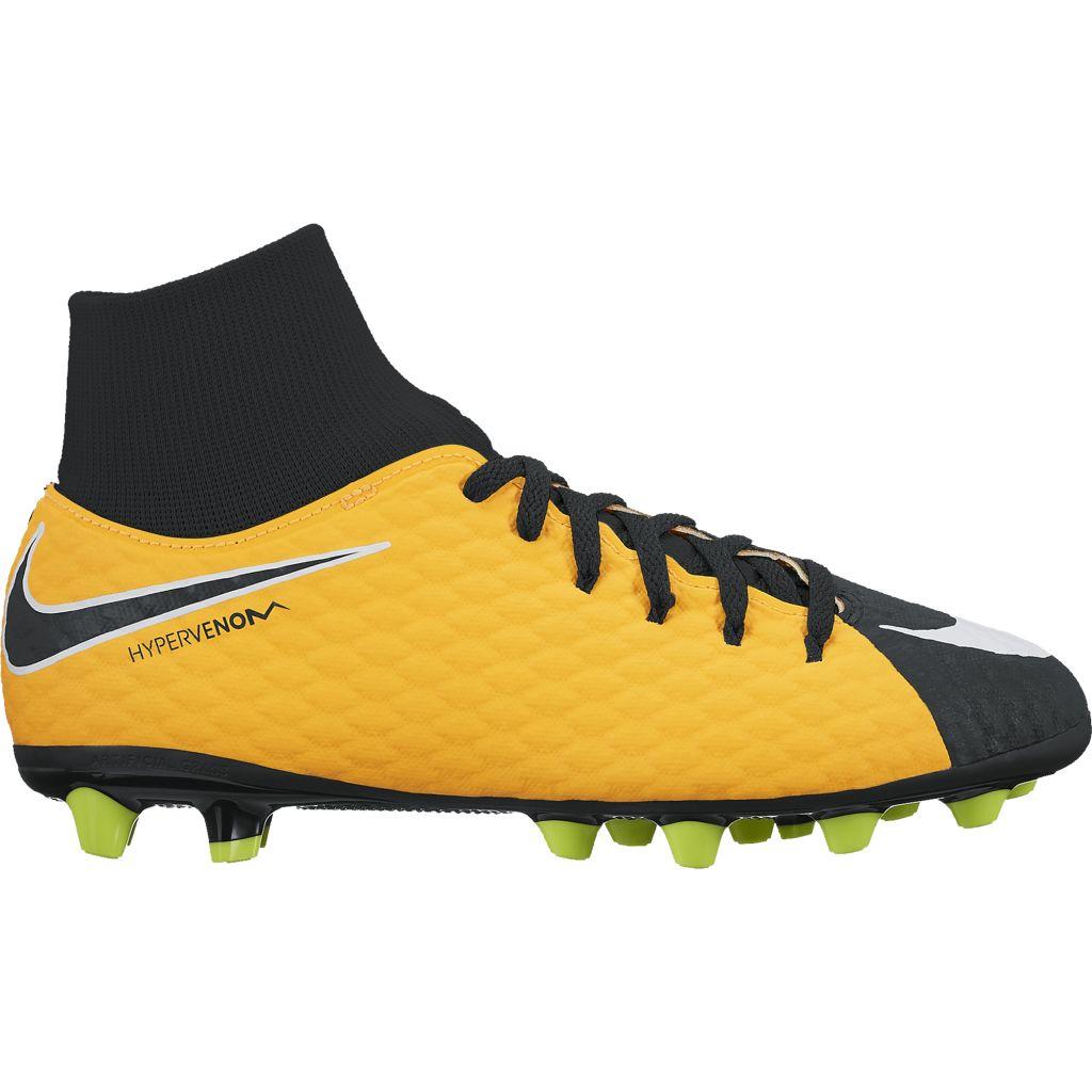 meet e58b4 7076c Nike Hypervenom Phelon 3 AG-Pro Jr lasten jalkapallokengät Keltainen