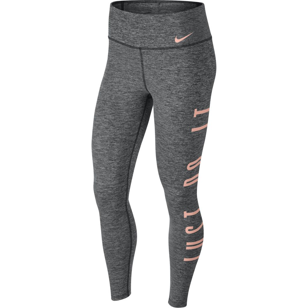 Nike Power Mid-Rise Graphic Training Tights W