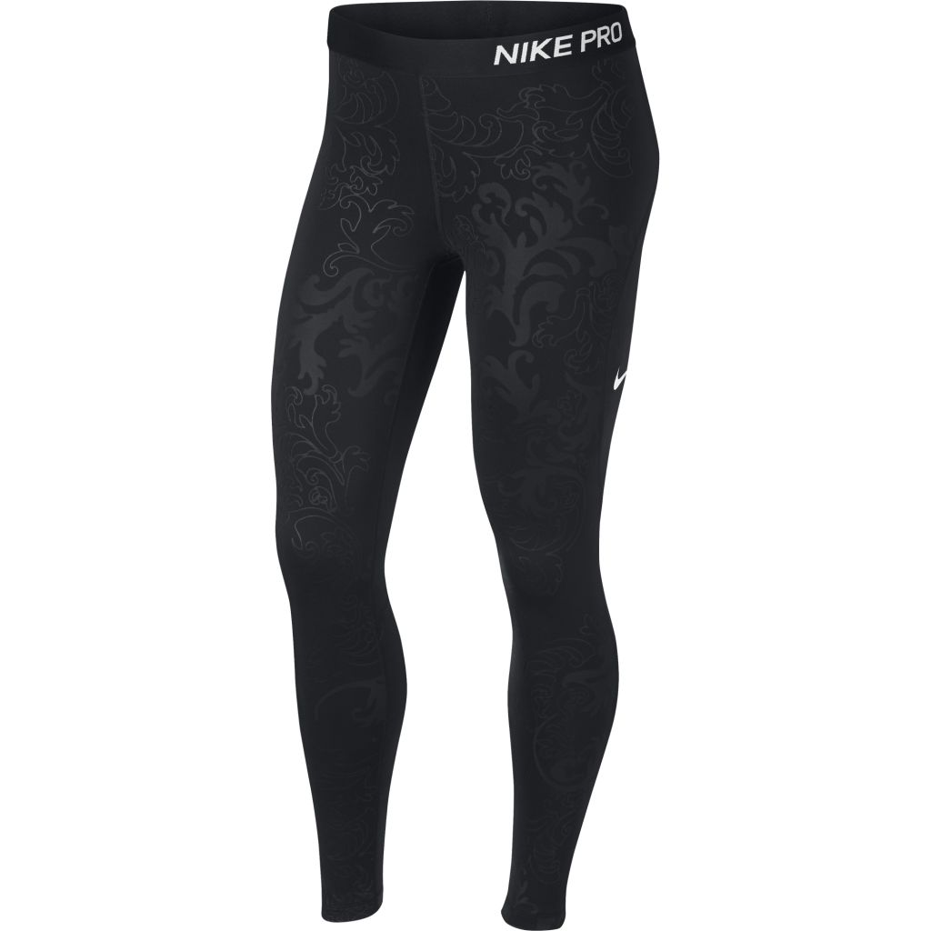 Nike Pro Warm Printed Tights W