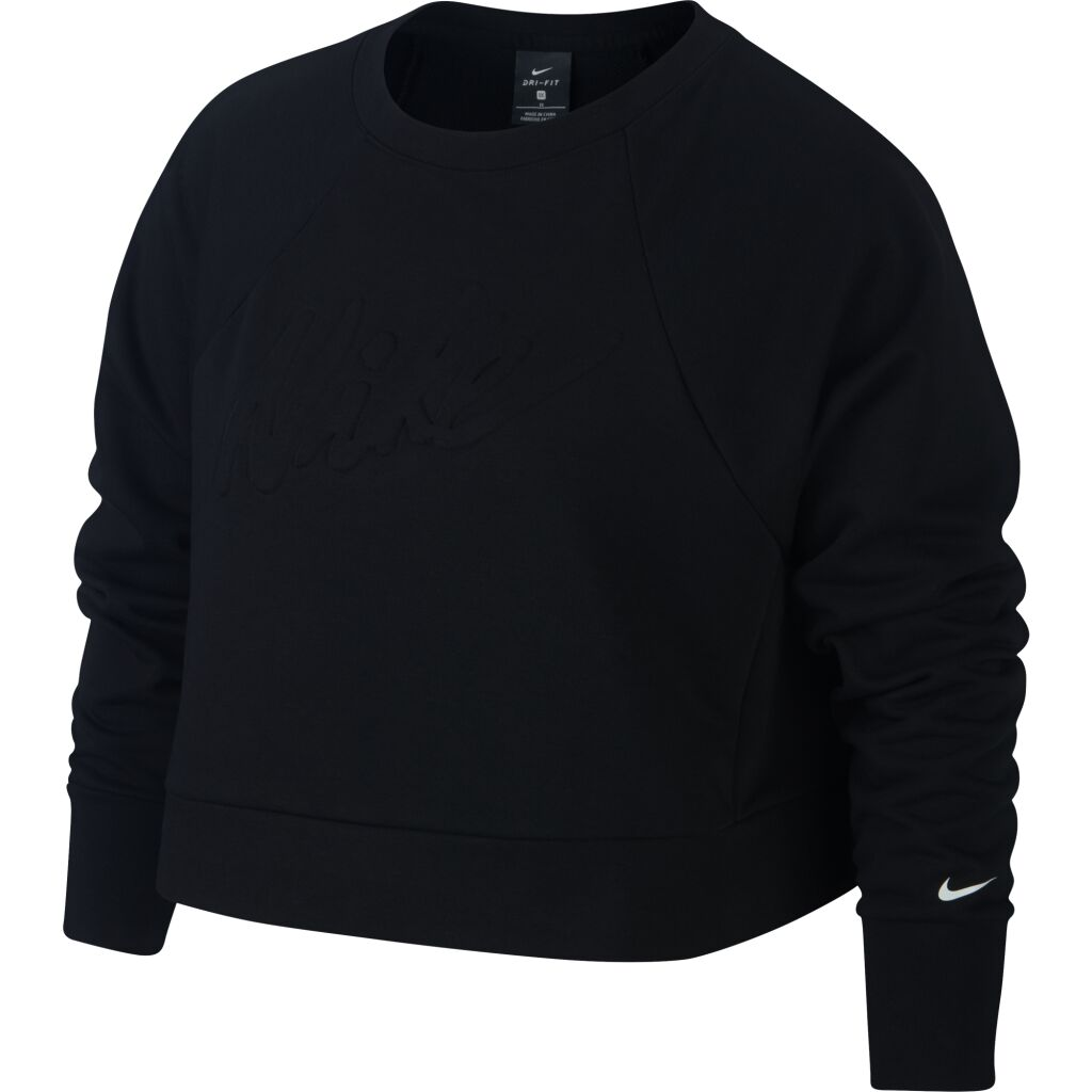 Nike Lux Long-Sleeve Training Top Plus W
