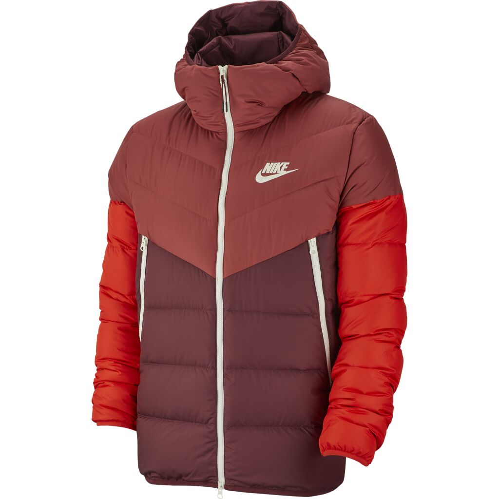 Nike Windrunner Down Fill Hooded Jacket M
