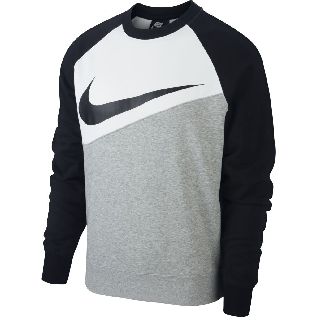 Nike Swoosh French Terry Crew M