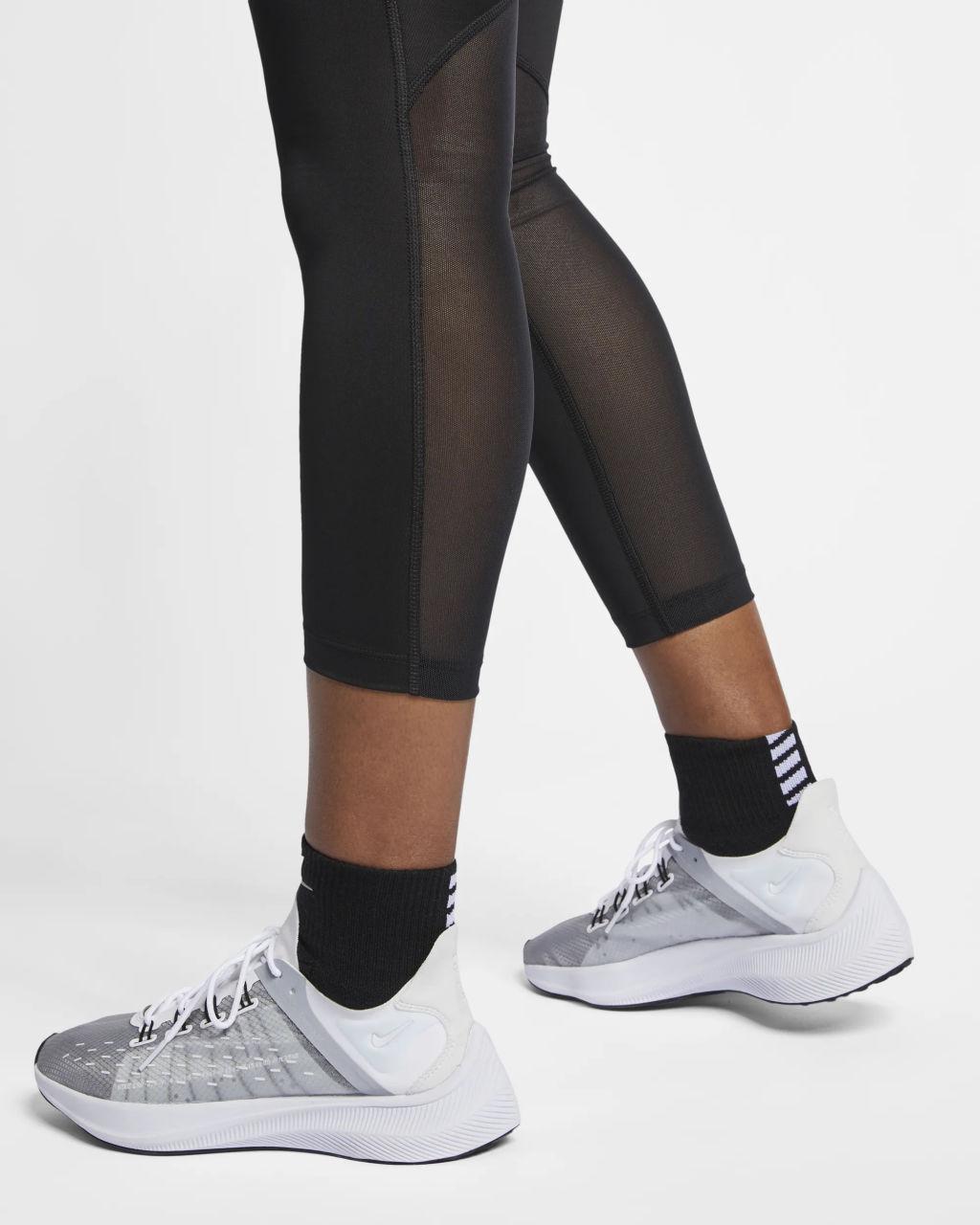 976bfacf Nike Fast Crop 3/4 Running Tight W - Naisten 3/4 trikoot