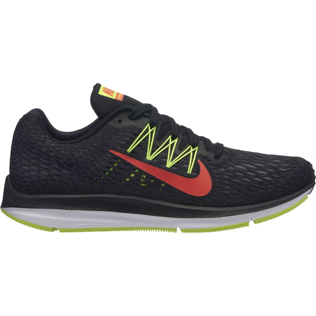 Nike Air Zoom Winflo 5 miesten juoksukengät Musta 890711789c