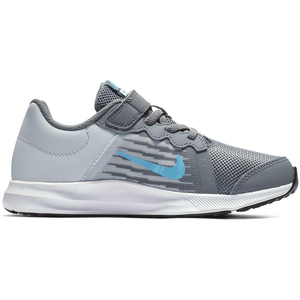 watch c2494 b58c1 Nike Downshifter 8 lasten juoksukengät Harmaa