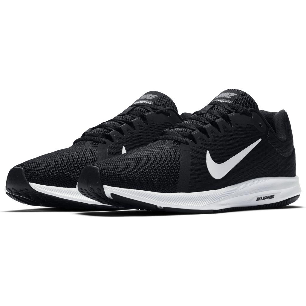watch f1fe4 799b6 Nike Downshifter 8 miesten juoksukengät Musta
