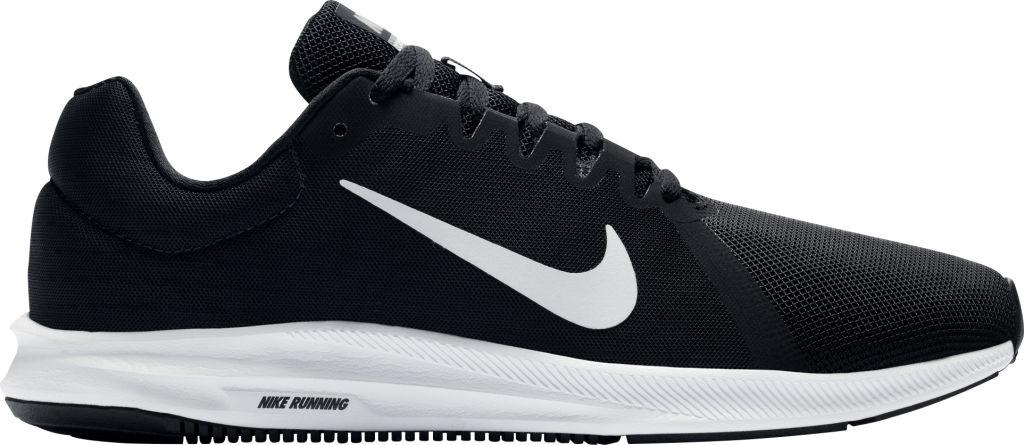 Nike Downshifter 8 miesten juoksukengät Musta e9366ed833