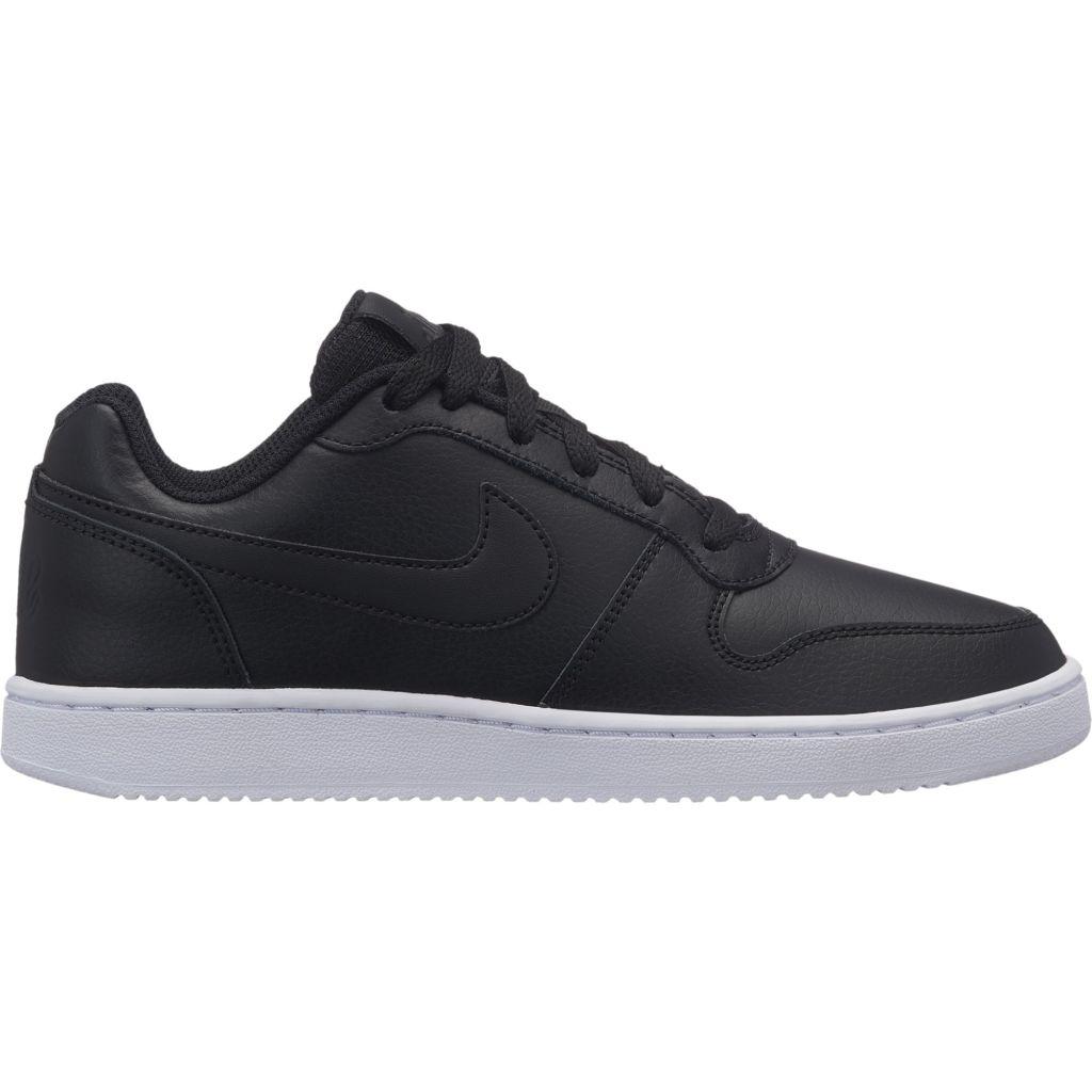 huge discount 421ff b753b Nike Ebernon Low naisten tennarit Musta