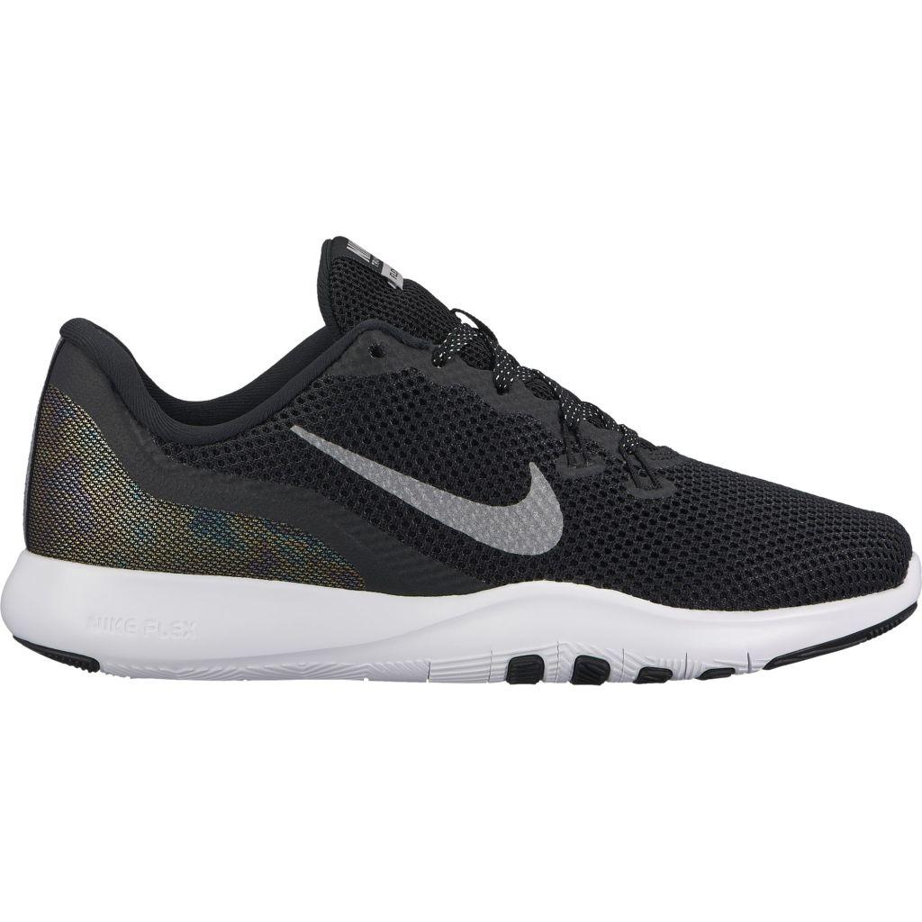 new products a7754 2fa71 Nike Flex Trainer 7 Metallic naisten treenikengät Musta
