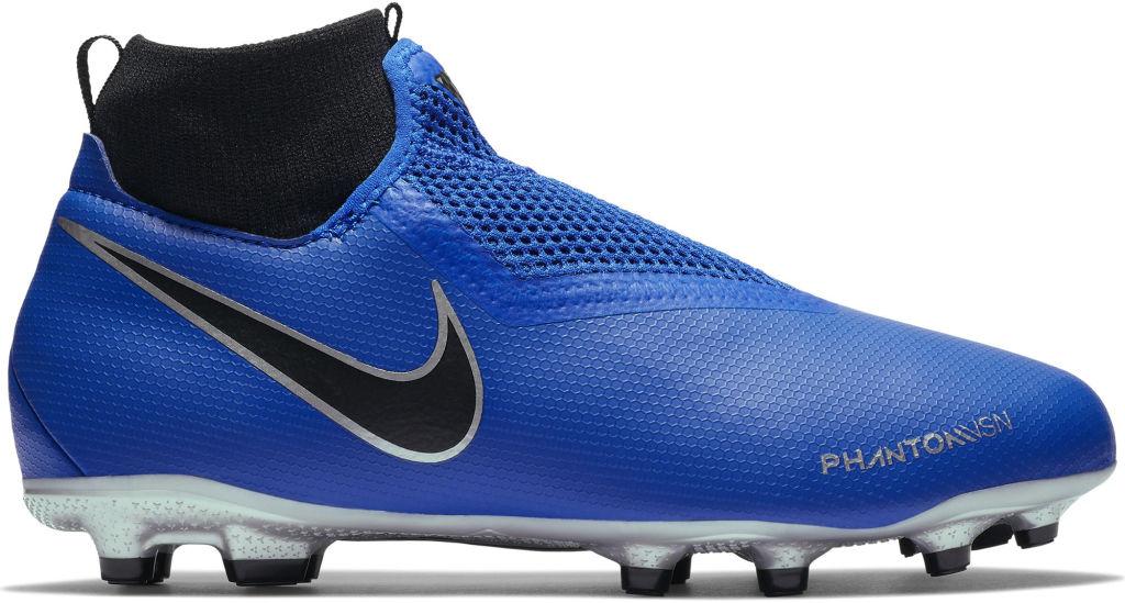 official photos 5aa93 ad275 Nike Phantom Vision Academy Fg Mg lasten jalkapallokengät Sininen