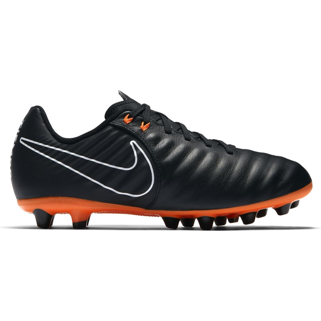 sale retailer b1091 4f769 Nike Legend 7 Academy Ag-Pro Jr lasten jalkapallokengät Musta
