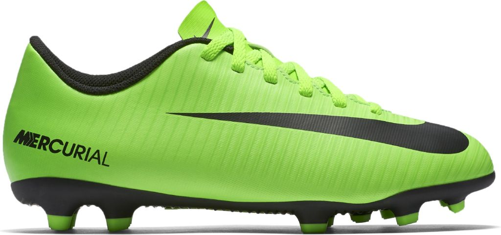 online store 7cbde a3868 Nike Mercurial Vortex III FG lasten jalkapallokengät Vihreä
