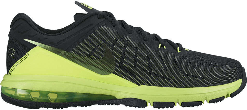 Nike Air Max Full Ride miesten treenikengät Musta 353fb24053