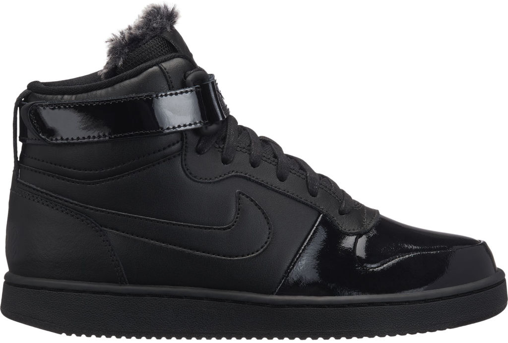 hot sale online 3050c 156e5 Nike Eberdon Mid Premium naisten tennarit Musta