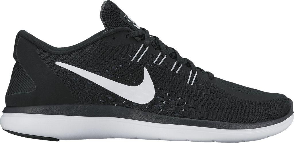 Nike Flex 2017 Run naisten juoksukengät Musta 5b906b73aa
