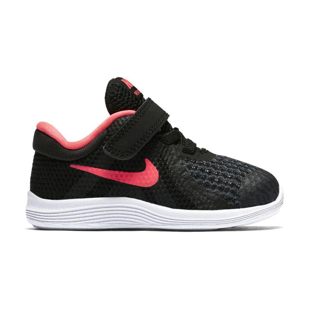 Nike Revolution 4 TDV pienten lasten lenkkarit Musta 8f49543863