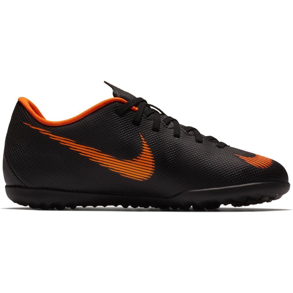 buy popular 157c7 4302f Nike Mercurial VaporX Jr 12 Club Gs Tf lasten jalkapallokengät Musta