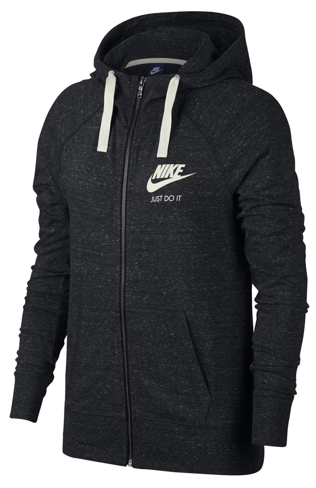 size 40 38308 914cf Nike NSW Gym Vintage Hoodie FZ W naisten huppari