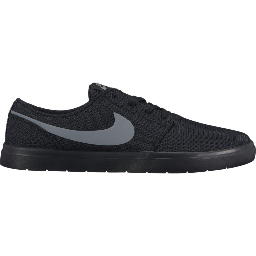 new products 26db5 d5667 Nike Portmore II Ultralight miesten tennarit Musta