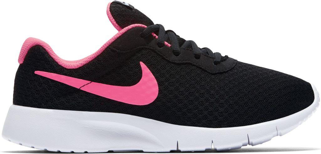 Nike Tanjun Gs tyttöjen tennarit Musta 0ec82ba547
