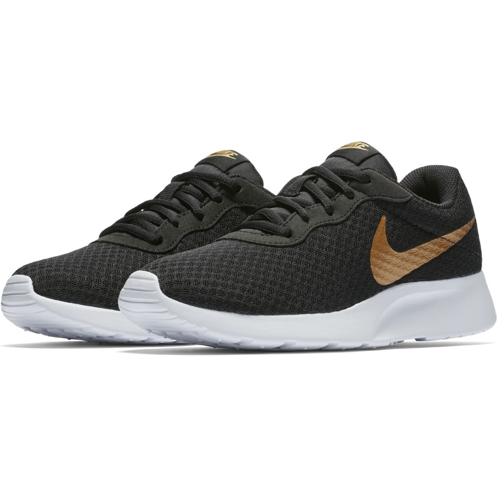 competitive price 1ef16 cad41 Nike Tanjun naisten tennarit Musta