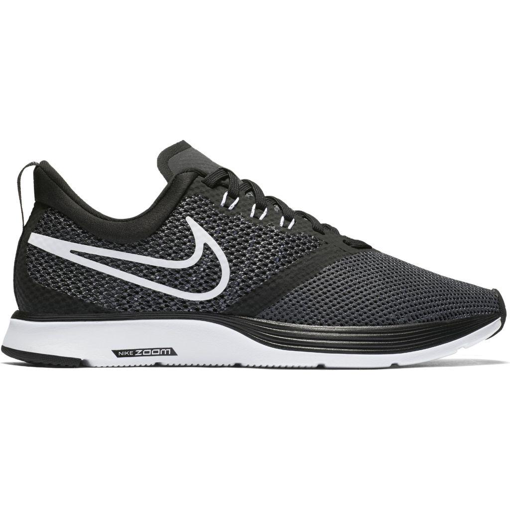 premium selection c9780 5cbba Nike Zoom Strike naisten juoksukengät Musta