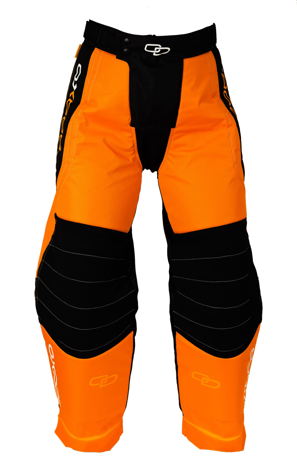 Oxdog Tour goalie pants orange/blk