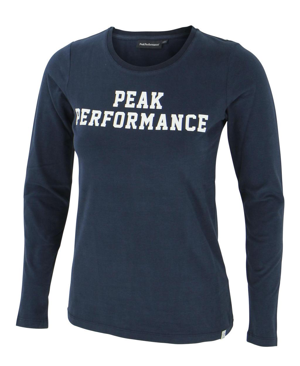 Peak Performance FI Logo LS W - Paidat - Intersport