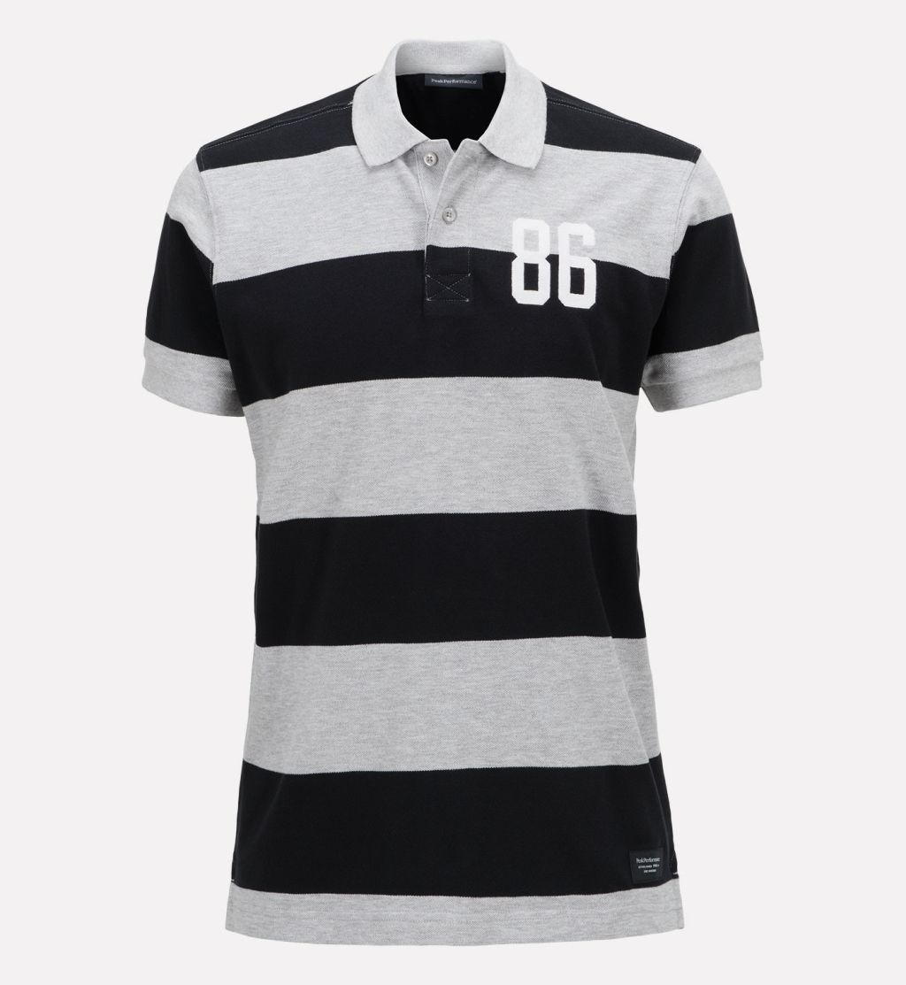 Peak Performance Sting Stripe Pique M