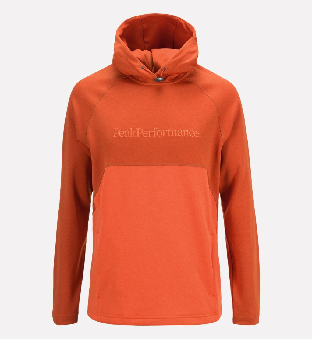Peak Performance Will Hood Sweatshirt
